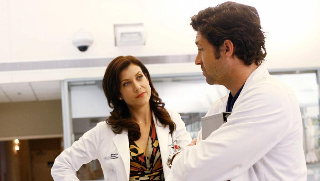 Greys Anatomy Addison 18 temporada