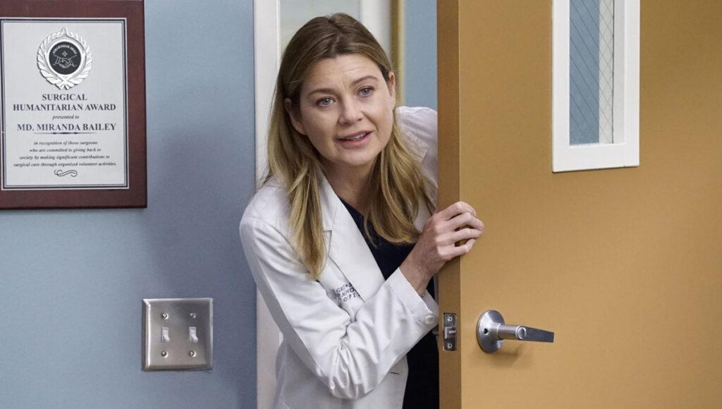 Greys Anatomy vai acabar