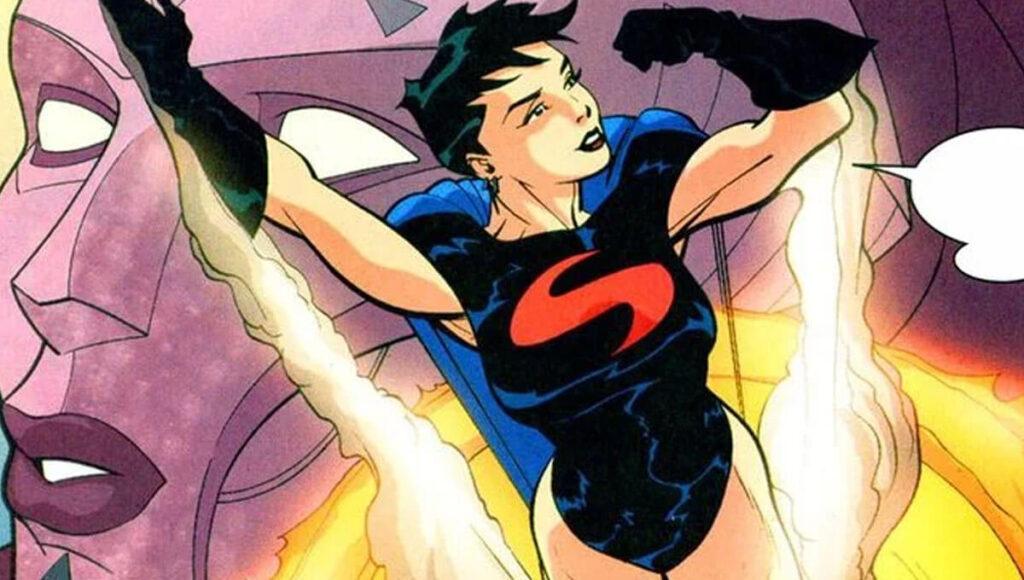 Superman & Lois Supergirl