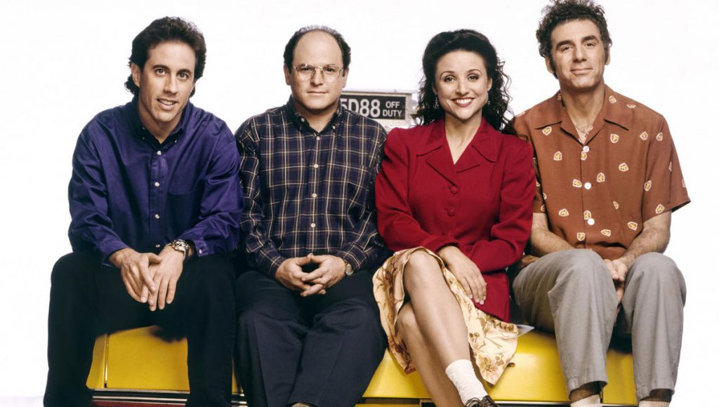 YOU Seinfeld netflix estreia