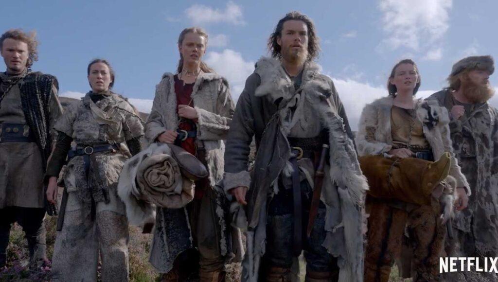 Vikings Valhalla série