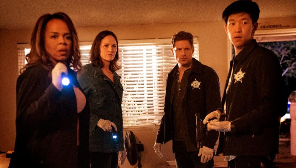 CSI Vegas 1x01
