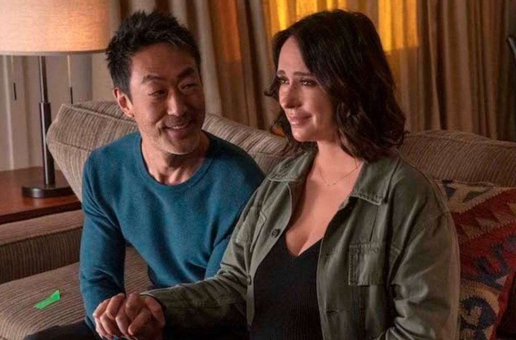9-1-1 season 5, Howie and Maggie