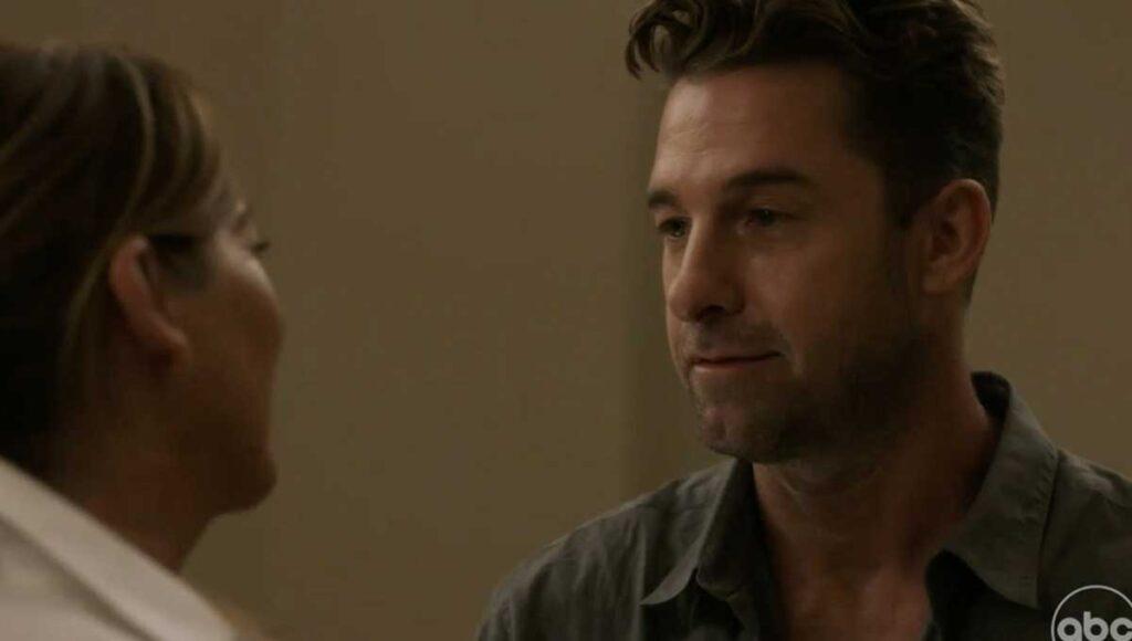 Greys Anatomy antigo ator
