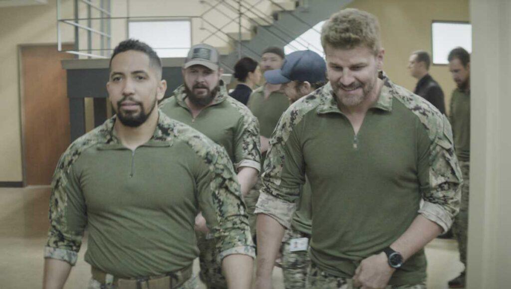 SEAL Team 5 temporada