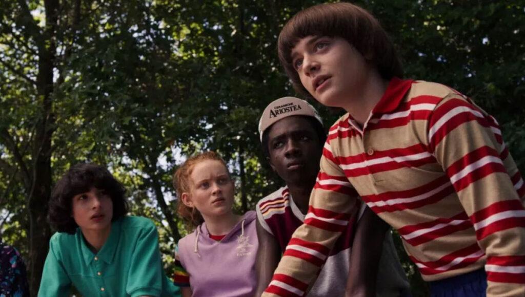Stranger Things 4 temporada